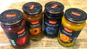 Nouveauté: Confiture aux sucres de fruits