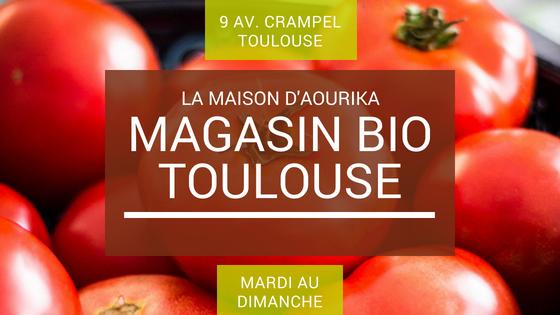 MAGASIN Bio à Toulouse